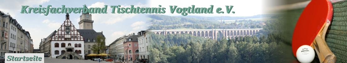 Tischtennis Kreisfachverband Vogtland